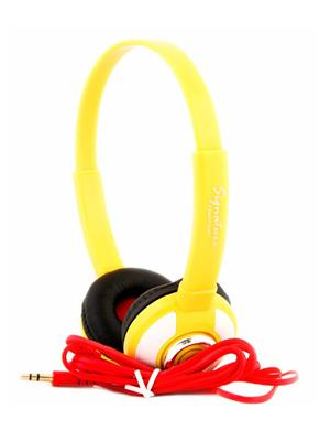 Signature Ggshpyl03 Yellow Headphone