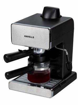Havells GHBCMAKS080 Black  Coffee Maker