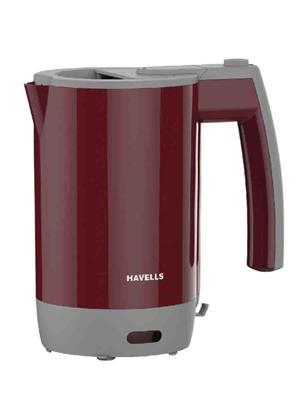 Havells GHBKTAIM100 Maroon Electric Kettle