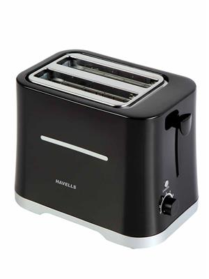 Havells GHCPTASK070 Black Pop-Up Toaster