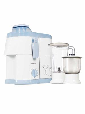 Havells GHFJMAIW050 Blue Mixer Grinder