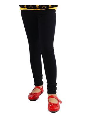 Jisha Fashion GLEGGING5-1 Black Girls Legging