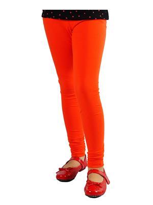 Jisha Fashion GLEGGING8-2 Red Girls Legging