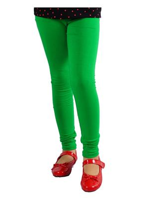 Jisha Fashion GLEGGING9-1 Green Girls Legging