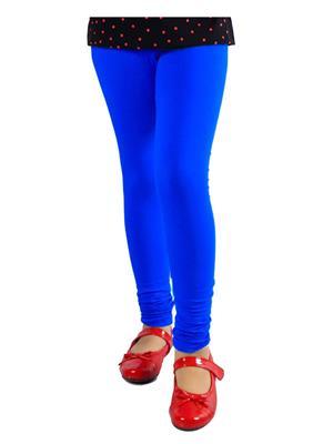Jisha Fashion GLEGGING9-3 Blue Girls Legging