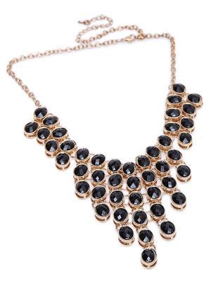 GlamO GOnekBL10 Women Necklace