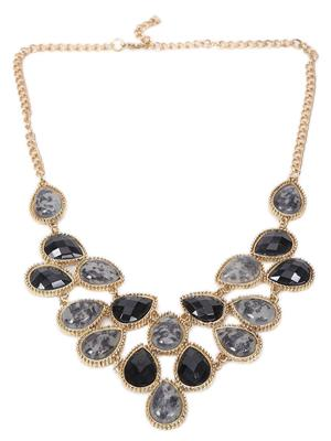 GlamO GOnekBL4 Women Necklace
