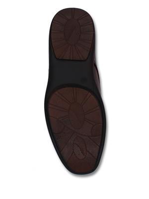 Grip 3601 Brown  Men Formal Shoes