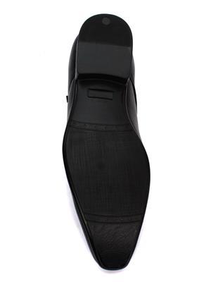 Grip 2626 Black  Men Formal Shoes