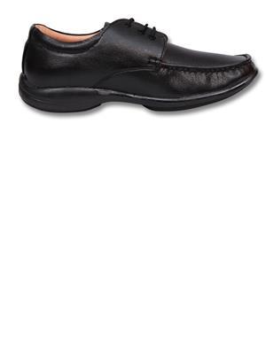Grip 3601 Black  Men Formal Shoes