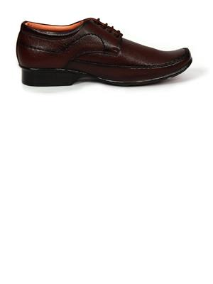 Grip 2256 Brown  Men Formal Shoes