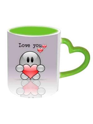 Ghar Sansar GS022 Grey Coffee Mug