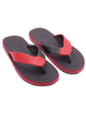 Royal Collection GS334R Red Men Slipper