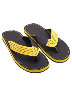 Royal Collection GS336Y Yellow Men Slipper