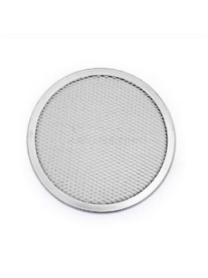 GSL-J-10 Silver Pizza Screen Pan 22 cm Diameter