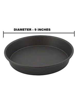 GSL-J-18 Black Dish Pizza Pan 18 cm Mould