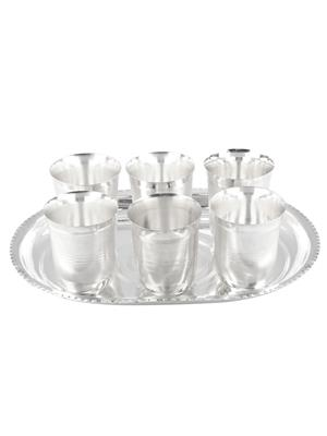 GS Museum GSM020 Silver Glasses