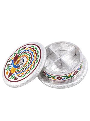 GS Museum GSM051 Multicolored Platters & Snack Servers