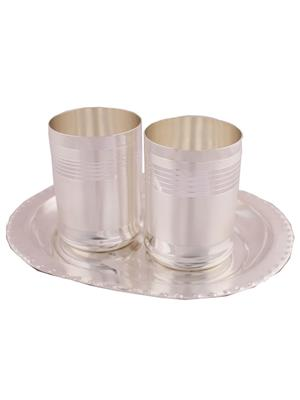 GS Museum GSM314 silver Glasses