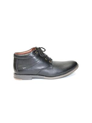Guava GV14J057 Black Men Formal Shoes