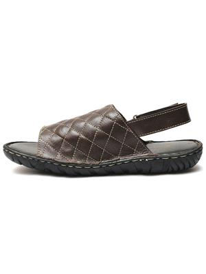 Guava GV15JA125 Brown Men Sandal