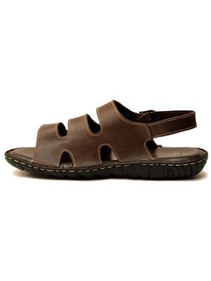 Guava GV15JA132 Brown Men Sandal