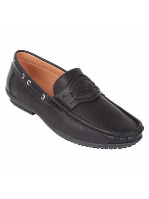 Guava GV15JA268 Black Men Loafers