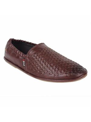 Guava GV15JA323 Brown Men Loafers