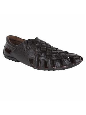 Guava GV15JA366 Coffee Men Sandals