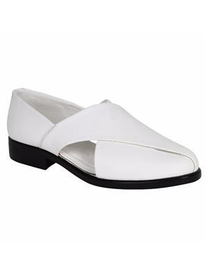 Guava GV15JA380 White Men Sandals