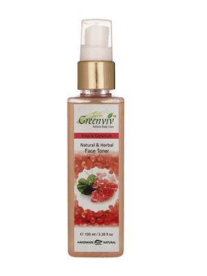 Greenviv GV49 Natural Rose & Geranium Face Toner