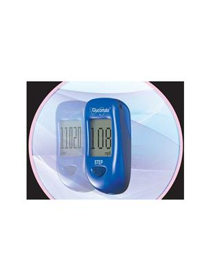 Operon Glucomate Step Blue Blood Glucose Meter