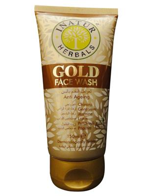 Inatur Gold face wash Skin Care