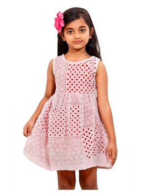 Hushbhi HB0025 Peach Girl Dress