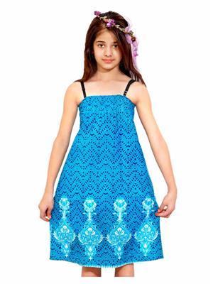 Hushbhi HB0028 Firoji Girl Dress