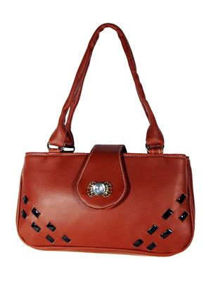 All Day 365 Hbb03 Brown Women Handbag