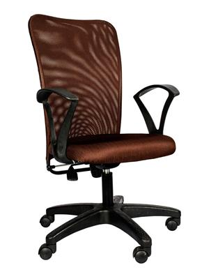 Hetal Enterprises HE10003 Brown Office Chair