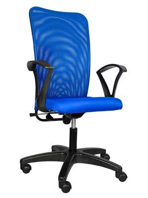 Hetal Enterprises HE10005 Turquoise Office Chair