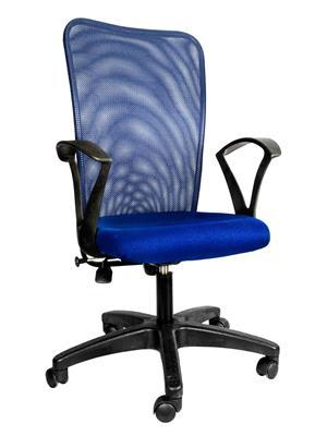 Hetal Enterprises HE10006 Blue Office Chair