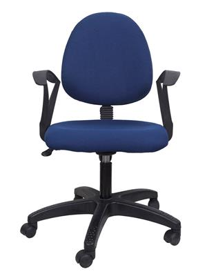 Hetal Enterprises HE10016 Blue Office Chair