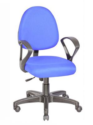 Hetal Enterprises HE10017 Blue Office Chair