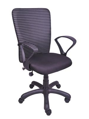 Hetal Enterprises HE10020 Black Office Chair