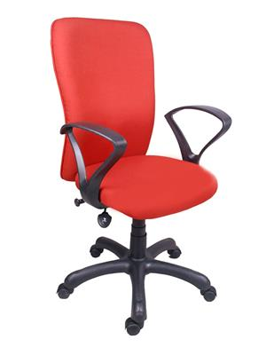 Hetal Enterprises HE10021 Red Office Chair