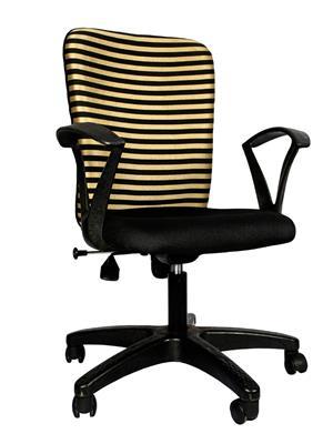 Hetal Enterprises HE10022 Black Office Chair