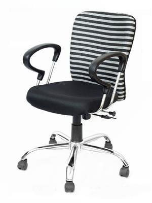 Hetal Enterprises HE10024 Black Office Chair