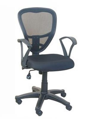 Hetal Enterprises HE10025 Black Office Chair
