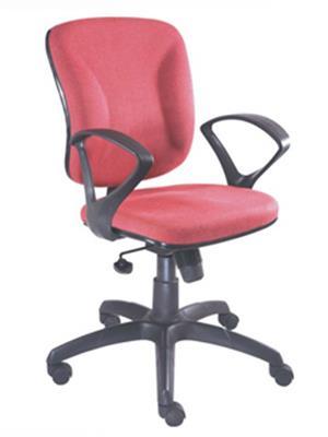 Hetal Enterprises HE10026 Red Office Chair
