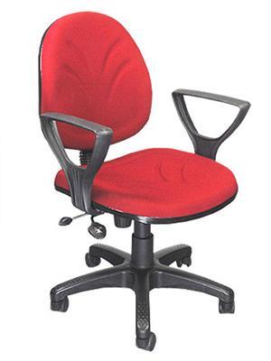 Hetal Enterprises HE10029 Red Office Chair
