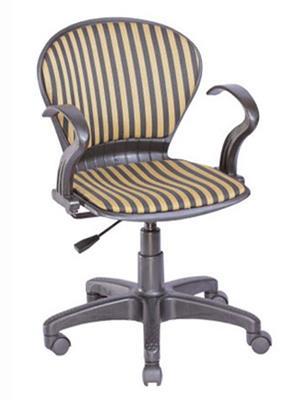 Hetal Enterprises HE10032 Black Office Chair
