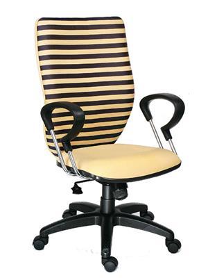 Hetal Enterprises HE10033 Yellow Office Chair